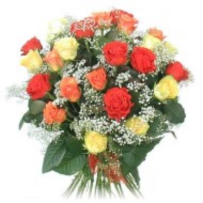 Bouquet de Rosas Multicor