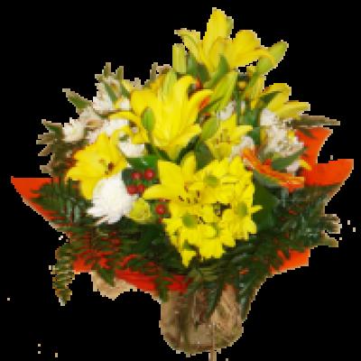 Bouquet imaginação