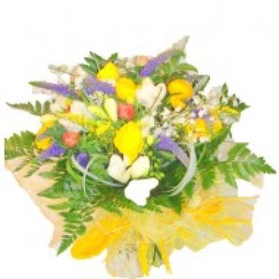 Bouquet Pica Pau Amarelo